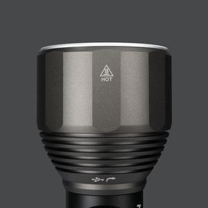 Image 4 - NexTool مصباح يدوي قابل لإعادة الشحن 2000lm 380 متر 5 طرق IPX7 أضواء LED مقاومة للماء نوع C سيشينغ الشعلة للتخييم