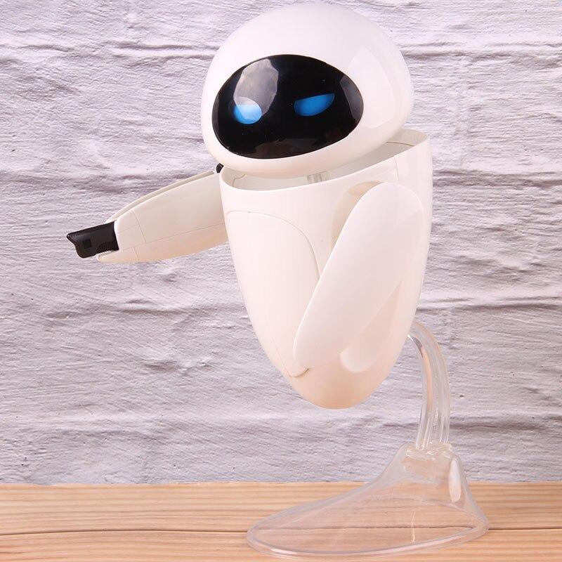 Image 3 - Настенные E трансформирующиеся EVE 6 фигурки для глаз ПВХ фигурка Коллекционная модель игрушки мультфильм фильм кукла подарок детямИгровые фигурки и трансформеры    АлиЭкспресс