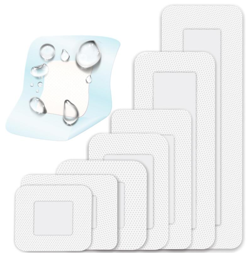 Medical Self-adhesive Non-woven Wound Dressings Bandage Emergency First Aid Kit Medical Stickers