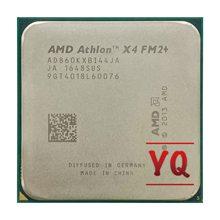 Двухъядерный процессор AMD Athlon X4 860 K 860 K 3,7 ГГц AD860KXBI44JA Socket FM2 +