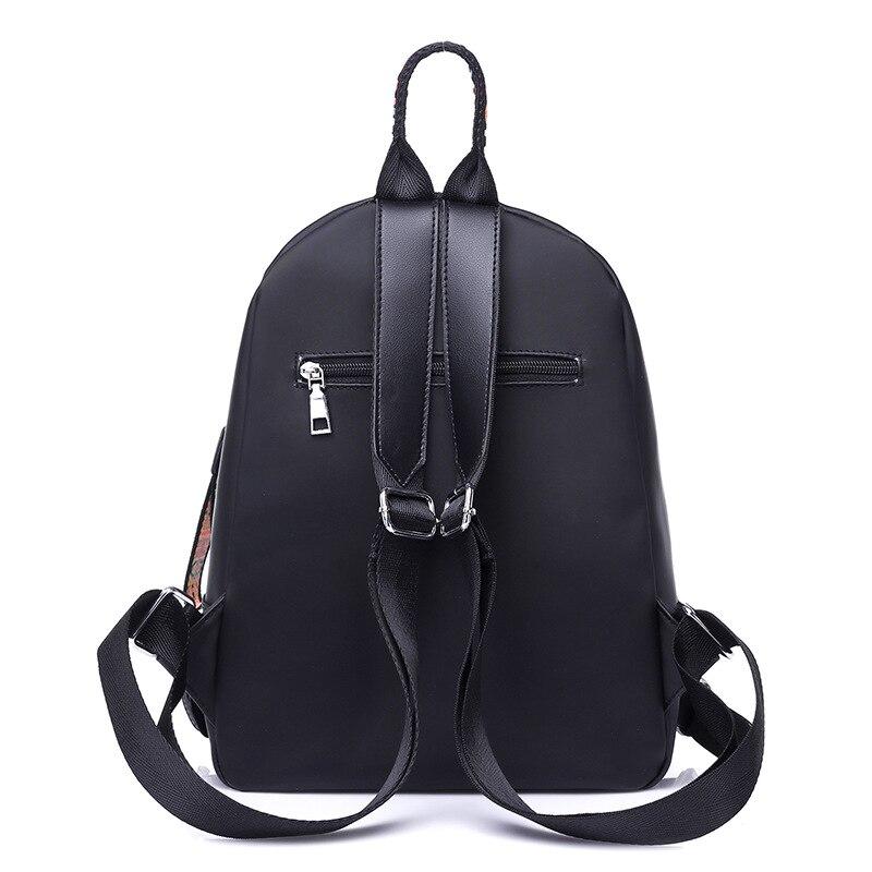 Women Backpacks for Teenage Girls Youth Daypacks New School Shoulder Bag Student Nylon Waterproof Laptop Multifunction Backpack in Backpacks from Luggage Bags