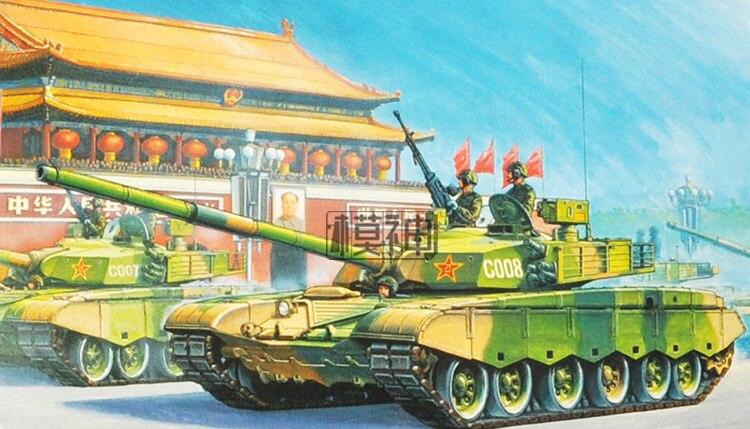 1/35 PLA 99 Main Battle Tank 82438