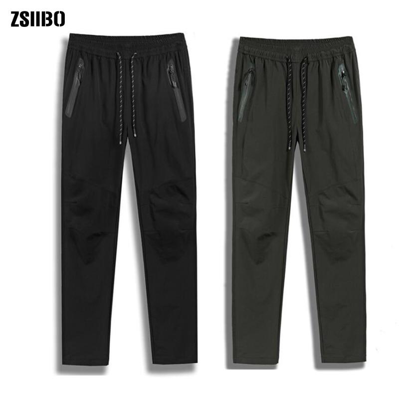 Plus Size L~7XL 8XL Men Casual Pants Male Brand Straight Trousers Military Long Pants Sweatpants Jogger Sporting Pant WGCK15
