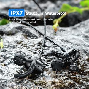 Image 5 - MPOW S16 magnétique sans fil écouteurs IPX7 étanche Bluetooth 5.0 sport écouteurs avec 12H Playtime pour iPhone 11 Xiaomi Samsung
