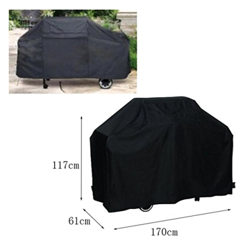Barbecue Grill For Outdoor Cover Anti Rain Anti Dust Mangal Churrasqueira Protector Gas Charcoal Churrasco Bag BBQ accessories image
