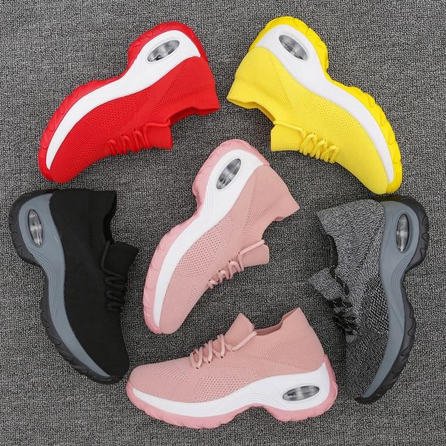 Comfortable Sports Sneakers for Women Womens Footwear