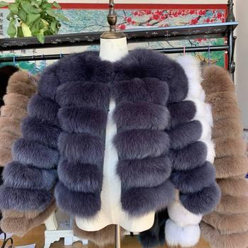 Купи из китая Одежда с alideals в магазине WEIFURLENA Real fur Store