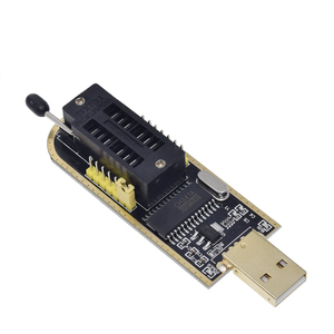 Image 5 - TZT CH341A 24 25 serii EEPROM Flash BIOS programator usb moduł + SOIC8 SOP8 klip testowy na EEPROM 93CXX/25CXX/24CXX zestaw do samodzielnego montażu