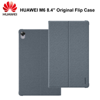 New Original HUAWEI MediaPad M6 8.4 inch Tablet Case Leather Flip Cover Stand Smart Sleep Wake Up M6 Funda Case