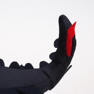 Image 5 - 25cm nuit fureur en peluche comment former votre Dragon sans dents jouets en peluche doux coton animaux en peluche poupées pour enfants enfants cadeaux