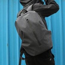 FYUZE Men's backpack Fashion Backpacks Laptop 15.6 inch 17 Waterproof backpack School Teenage Anti theft Zipper Travel Outdoor