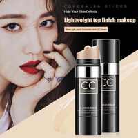 Caliente Anti-envejecimiento corrector palo CC hidratante base maquillaje cubrir palo J3