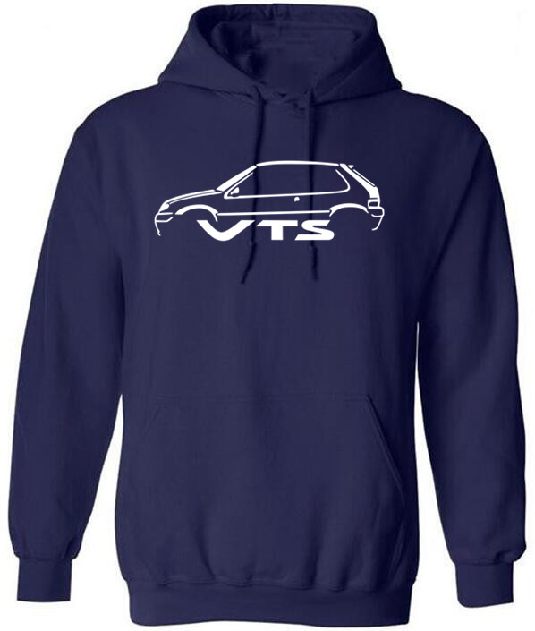 Free Shipping PREMIUM AUTOTEES CAR Hoodies - FOR CITROEN SAXO VTS CAR ENTHUSIASTS New Arrival Sweatshirts 2020