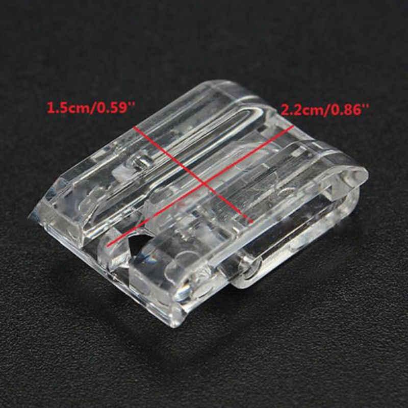 1 adet DİKİŞ MAKİNESİ Parçaları baskı ayağı Görünmez Fermuar Ayak Plastik şarkıcı brother beyaz janome juki toyota 601