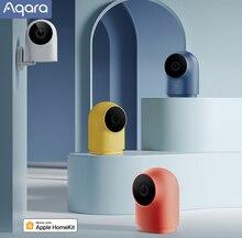 NEUE Aqara G2H Smart Kamera 1080P Nachtsicht Gateway Edition Zigbee Wifi Home Security Kamera Unterstützung Apple HomeKit APP