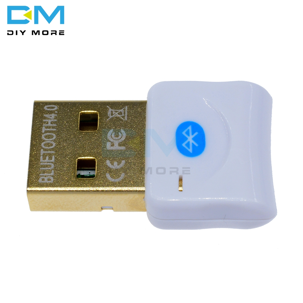 Bluetooth 4.0 Dongles Mini USB 2.0//3.0 Adapters Dual Mode CSR4.0 for Computer