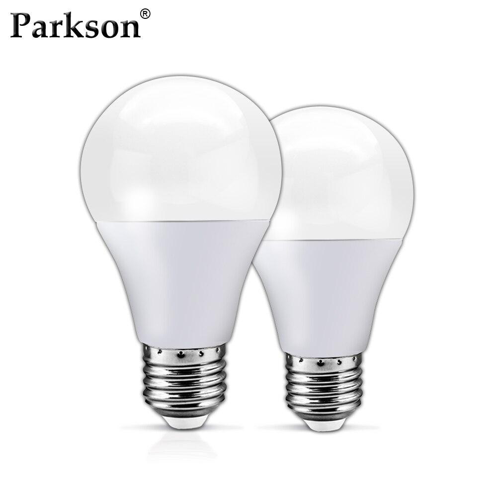 LED Bulb E27 LED Lamp 6W 9W 12W 15W 18W AC 220V 240V Ampoule Lampada LED Light Bulb Bombilla Spotlight Cold/Warm White For Home