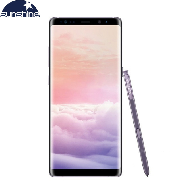 Original Samsung Note 8 6G+64G LTE N950F N950U Mobile phone Camera NFC Android Smartphone Mobiles Accesories Smart Phones & Tablets Smartphones
