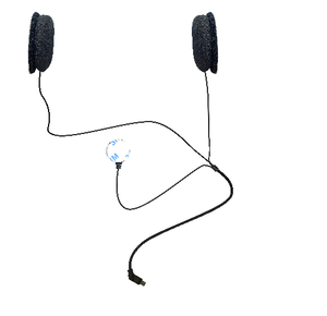 Image 2 - Motocykl BT domofon z radiem FM kask zestaw słuchawkowy BT wodoodporny uniwersalny System komunikacji dla ATV motor terenowy motocykl