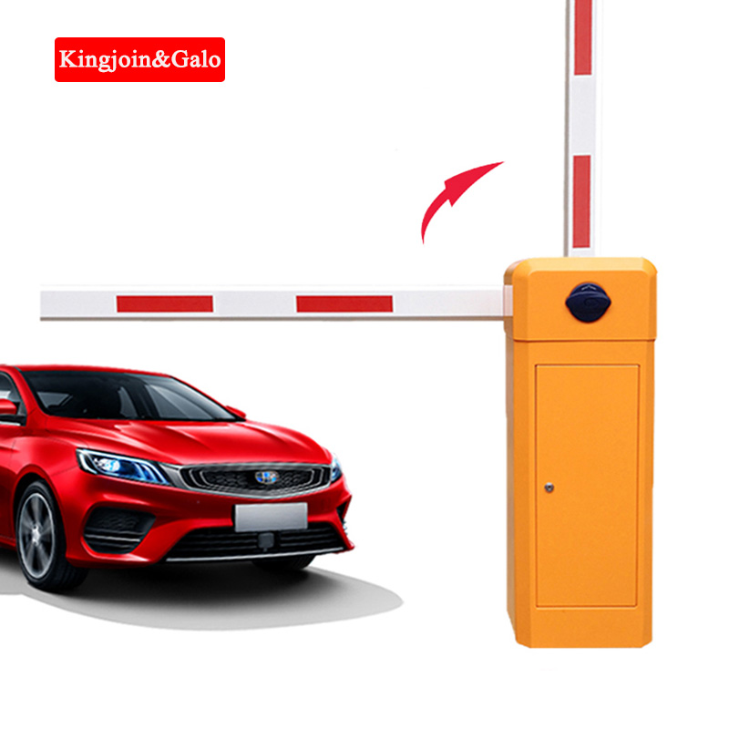 Traffic Lane Gate Parking Barrier Gate  Anti-collision Automatic Take-off And Landing Free Railing Boom1-5M Automated System