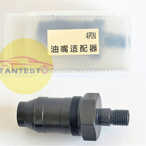 Common Rail Injector Nozzle Adaptors Adapters For CAT C7C9 3406E 3216B CUM-MINS N14, VOLVO 2PIN 4PIN