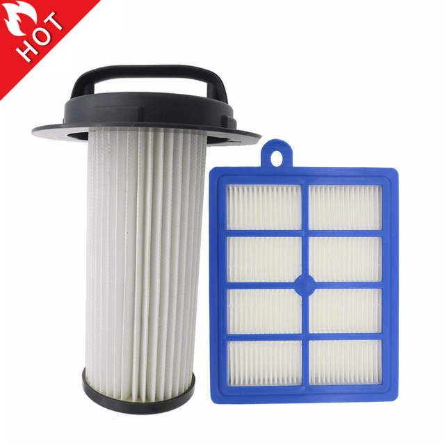 High quality Replacement for Philips Hepa Filter vacuum cleaner filter Cylinder FC9200 FC9202 FC9204 FC9206 FC9208 FC9209