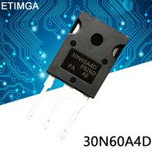 2 sztuk partia HGTG30N60A4D TO-247 HGTG30N60 30N60 TO-3P 30N60A4D TO247 nowy MOS FET tranzystor tanie tanio CN (pochodzenie) Tranzystor polowy Przez otwór