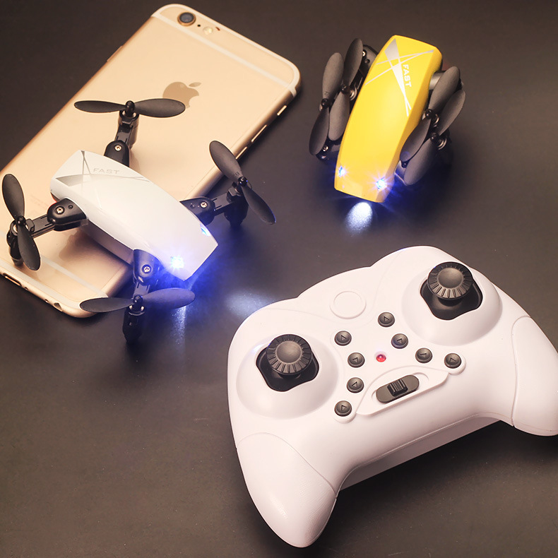 S9 Folding Mini Unmanned Aerial Vehicle Drone Remote Control Aircraft Charging Quadcopter