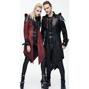 Assassin's creed costume di halloween per adulti uomo via casual wear Con Cappuccio PU robe costume edward assassins creed cosplay giacca