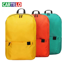CARTELO backpack women travel bagpack shoulder bag cute girl waterproof multi-pocket bags daily student sports bag laptop backba