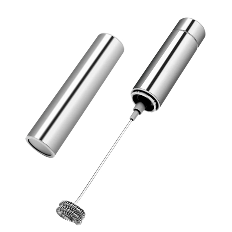 Milk Frother Handheld Electric,Travel Coffee Frother. Coffee Frother For Milk Foaming, Latte/Cappuccino Frother Mixer For Drink,