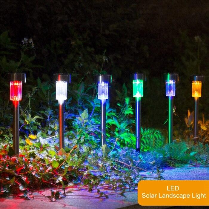 Solar Landscape Path Light 4