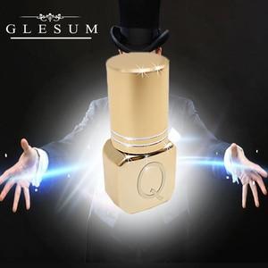 Image 1 - زجاجات الذهب Glesum قوية 0.5s سريعة الجافة رموش العين السوداء الملكة الغراء اللاتكس الحرة منخفضة تهيج لاصقة