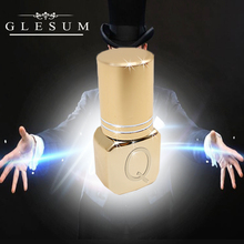 Glesum Gold Bottles Strong 0.5s Fast Dry Black Eyelash Extension Queen Glue Latex Free Low Irritate Adhesive