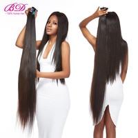 30 inches Long Human Hair Weave Bundles Straight Raw Hair 32 34 36 38 Brazilian Virgin Hair Cuticle Aligned Human Hair BD Hair