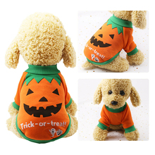 Outfit Costume Festival Dog Halloween Funny for Small-Dogs Coat Winter High-Quality