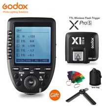 In Stock Godox Xpro-S TTL II 2.4G X System Wireless Control Remote Trigger with X1R-S Controller Receiver for Sony Flash