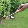 40 # garten Manuelle Unkraut Puller Gabel Tragbare Hand Weeder Hause Edelstahl Pflanzen Samen Zubehör Jardin Durable Jäten Werkzeuge