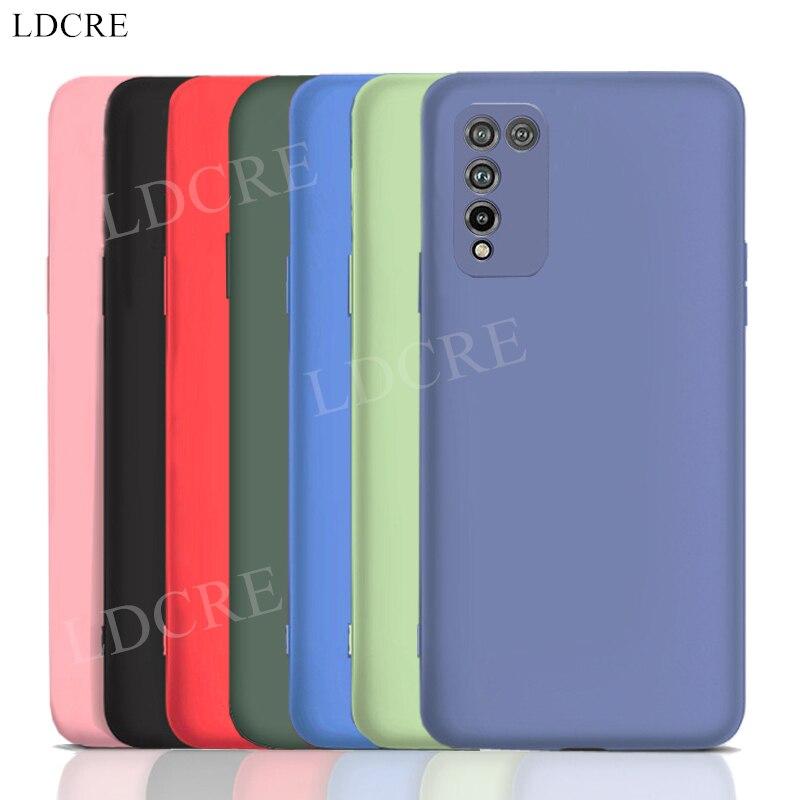 Чехол для Huawei Honor 10X Lite, силиконовый мягкий резиновый защитный чехол для Honor 10X Lite, чехол для телефона Honor 9S 9A 9C 9X 30S 20e