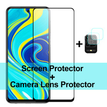 Screen Protector For Xiaomi Redmi Note 9S Glass 8T 9 Pro Max 8 Pro 7 Tempered Glass Full Cover Protective Film For Redmi 8A 7A tempered glass for xiaomi redmi note 3 pro se official global 152 special edition international version screen protective cover