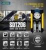 AUTOOL SDT206 Upgraded Car Smoke Leak Detector Locator 6L/Min DC12V Automotive Pipe Systems Leakage Diagnostic Smog Generator 2