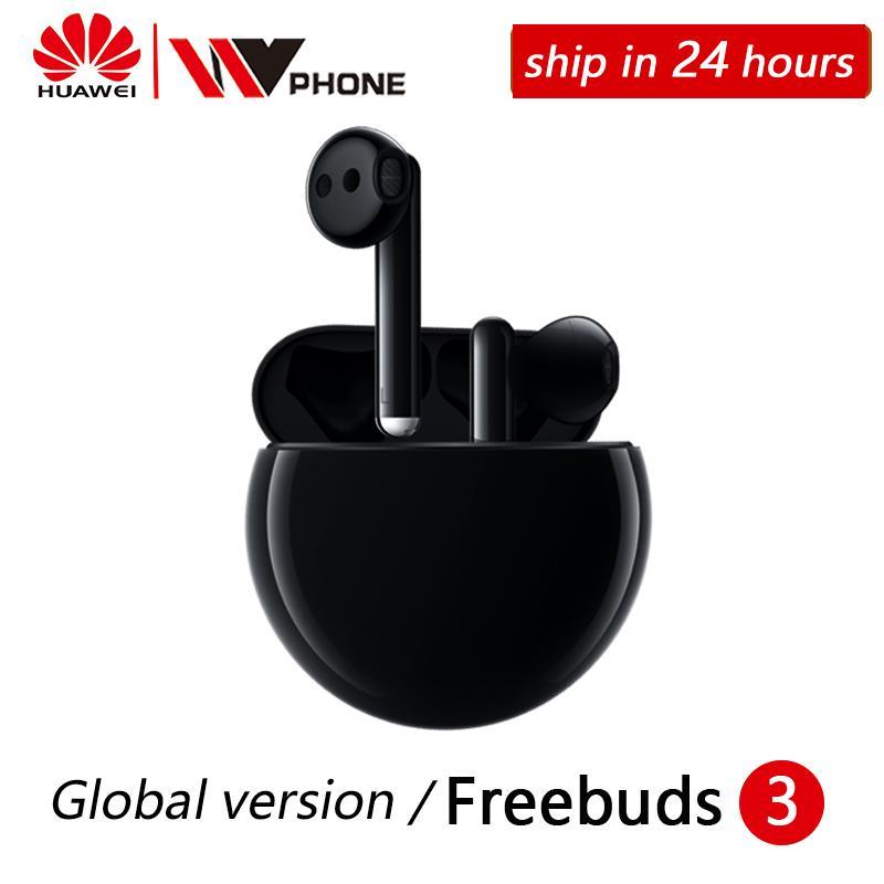 Huawei freebuds 3 fones de ouvido sem fio tws bluetooth redução ruído ativo bluetooth 5.1 controle da torneira 20 horas trabalho