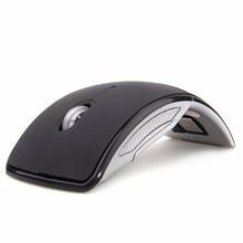 все цены на Wireless Mouse 2.4G Computer Mouse Foldable Folding Optical Mice USB Receiver for Laptop PC Computer Desktop Office онлайн
