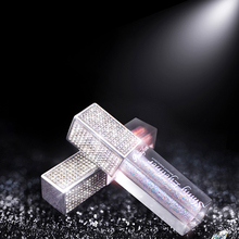 PNF, Звездные бриллиантовые жидкие блестящие тени для век, мерцающие тени для век, водонепроницаемые, долговечные, металлический лайнер, вечерние, косметический макияж для глаз