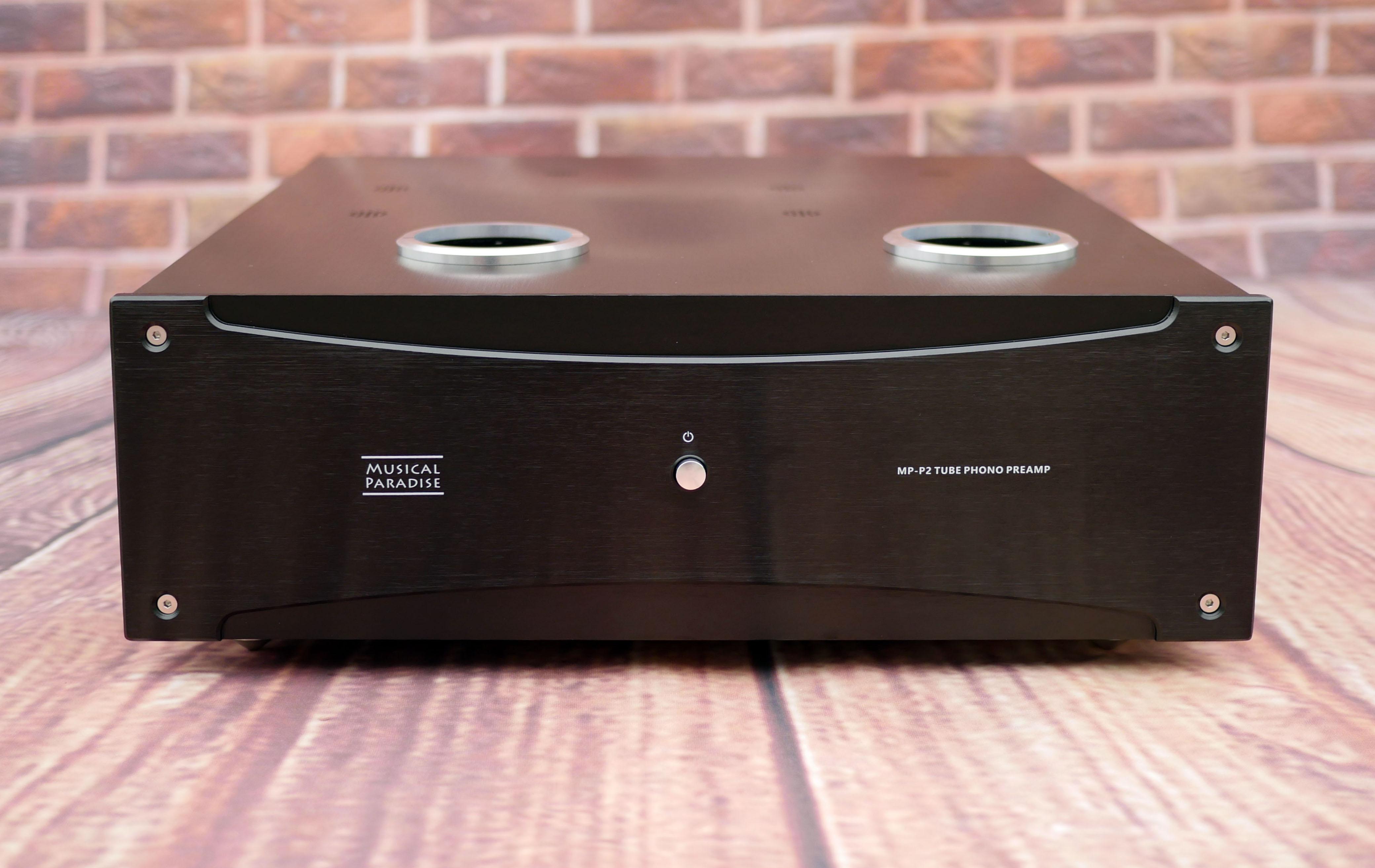 Paradis Musical MM MC 12AX7/6922 Tube à vide Compatible Phono préamplificateur Tube Phono préampli MP-P2