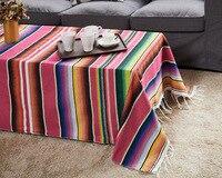 8 цветов в этническом стиле пляжное одеяло домашний гобелен Кемпинг пикника путешествие самолет коврик хлопок мексиканский индийский ручн...