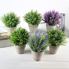 Simulation Potted Plants Green Creative Home Decorations Ornaments