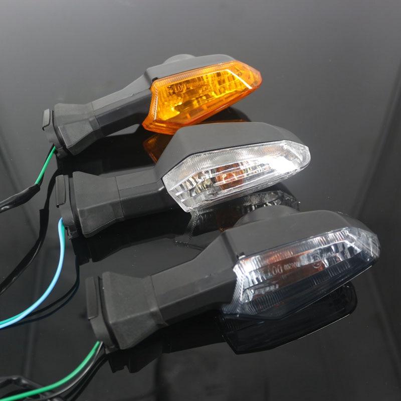 Image 5 - For KAWASAKI NINJA 650 NINJA650 ER6N ER 6F ER 6N 6F Z 800 1000 Motorcycle Front / Rear Turn Signal Indicator Light Blinker Lamp    -
