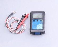 Probador de resistencia interna de batería de litio de cuatro cables, YR1030, botón de plomo, hidrógeno y níquel, alcalinidad