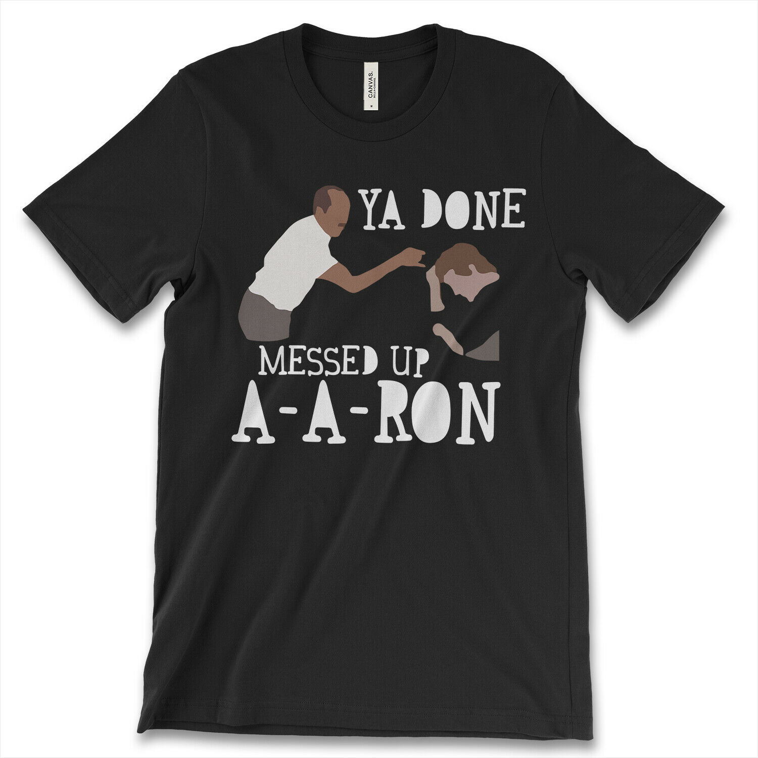 Key and Peele Ya Done Messed Up Aaron New Men'S Shirt Substitute Teacher 2019 New Summer Style Fashion Short Sleeve T-Shirts image